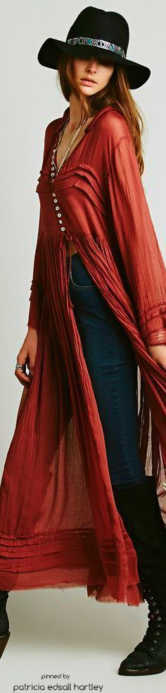 20 Boho Fashion Ideas - Page 2 of 2 - Trend To Wear