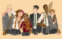 zalaworkshermagic: Matthias is a hufflepuff! This is the best thing ever to happen