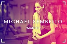 Maniac, de Michael Sembello