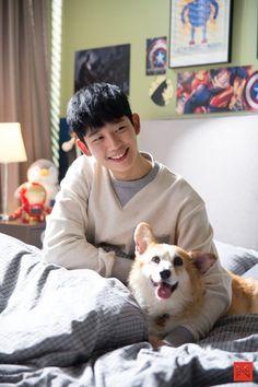 Asian Actors, Korean Actors, Jung In, Yoo Ah In, Boys Are Stupid, While You Were Sleeping, Big Bang Top, Kdrama Actors, Drama Series