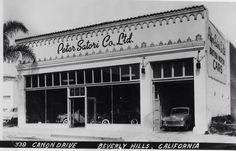 Beverly Hills Car Dealer Peter Sartori English Cars