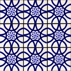 Classic 10 Traditional Mexican Tile