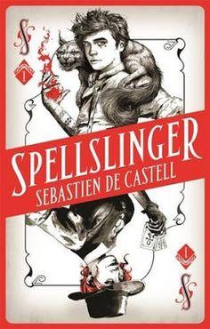 Spellslinger, a western inspired fantasy novel by Sebastien De Castell is my Waiting on Wednesday.