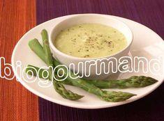 Asperges à la sauce avocat - Blog cuisine bio - Recettes bio Cuisine bio sans gluten sans lait
