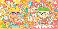 Ray-Ban for future Stars on Behance