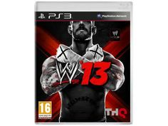 PS3 Used Game: WWE 13