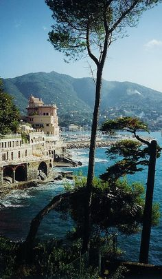 Santa Margherita, Italy , from Iryna  Please follow us @ http://www.pinterest.com/jeniferkane01/