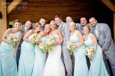 Muse Farm GA Wedding | Paris Mountain Photography Wedding Group Photos, Mountain Photography, Bridesmaid Dresses, Wedding Dresses, Family Photos, Muse, Paris, Fashion, Bridesmade Dresses