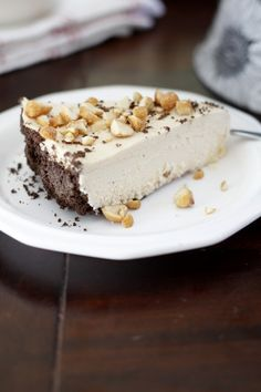 Peanut Butter Pie Recipe by Bell'alimento