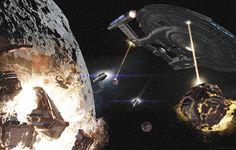 Star Trek: Ships of the Line New Star Trek, Star Wars, Star Trek Wallpaper, Ship Of The Line, Old Things, Stars, Image, Blazers, Calendar