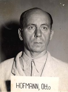 "Otto Hofmann (1896 – 1982) was an Austrian SS-Gruppenführer and an official of Nazi Germany's ""Race and Settlement Main Office"". In this capacity, he was one of the participants in the Wansee Conference that set the policies for the Holocaust. After the war, in 1948, Hofmann was sentenced to 25 years in prison for war crimes. He was pardoned in 1954. Thereafter, he worked as a clerk until his death in 1982."
