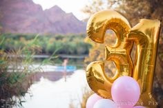 Kirsti's Golden Birthday - Adult Cake Smash Mesa, AZ