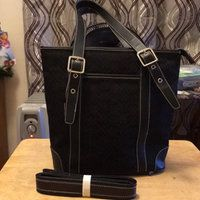 93d2d6a648b7 Buy and sell used stuff in the United States. letgo - Coach fabric bag ...