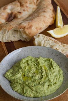Recipe: Wild garlic hummus | The Simple Things