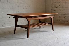 Webe coffeetable by Louis van Teeffelen by VintageDealer , via Behance