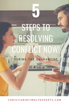 """Struggling with """"cooped up couple syndrome"""" during this pandemic? Learn 5 Steps to resolve conflict now! Communication In Marriage, Intimacy In Marriage, Marriage Relationship, Marriage And Family, Marriage Advice, Relationships, Christian Love, Christian Marriage, Wife Affair"""