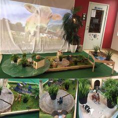 För de yngsta! 😍 #digitalteknik #projektor #pedagogik #förskola #byggochkonstruktion #inspirerande #lärmiljöer #välkomnande #yngrebarn… Classroom Rules, Classroom Design, Curiosity Approach Eyfs, Reading Tree, Small World Play, Animal Habitats, Reggio Emilia, Projects To Try, Environment