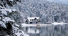 Bolu Abant Otelleri ve Kış Mevsimi