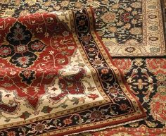 Take Care of the Timeless Silk Rugs Persian