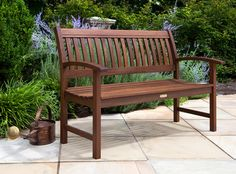 Garden Bench Group