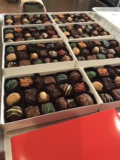 [Homemade] My Family's Holiday Chocolates #food #foodporn #recipe #cooking #recipes #foodie #healthy #cook #health #yummy #delicious