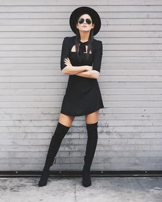Today on WWW | LBD's under $100 (for high boot pairings) @jeffthibodeauco