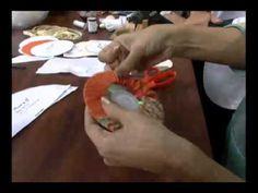 20120529 Imã de geladeira em cd lembrança chá de cozinha