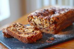Confectionary Tales of a Bakeaholic: Cardamom & Cinnamon Swirl Chocolate Chip Bread