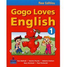 Gogo Loves English 1 Student Book New Edition pdf ebook class audio cd English Grammar Pdf, English Books Pdf, Kids English, Teaching English, Learn English, English Language, Preschool Workbooks, Preschool Books, Primary Science