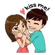 20 best ideas for funny couple images sweets Funny Couple Images, Love Cartoon Couple, Cute Love Cartoons, Cute Love Couple, Anime Love Couple, Funny Couples, Cute Cartoon Wallpapers, Cartoon Pics, Desenhos Love