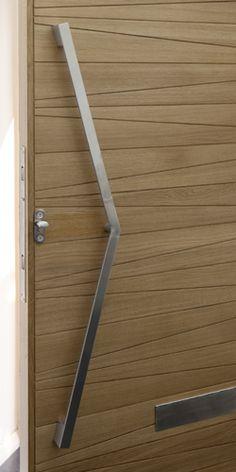 Urban Front - Contemporary front doors UK   door handles