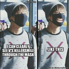 I can see his killersmile too.. LOL | allkpop Meme Center