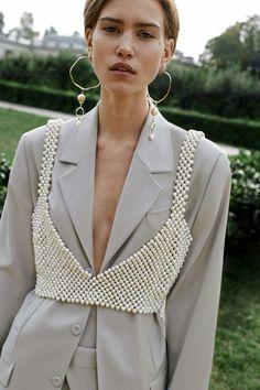 New Fashion Week Milano Outfit Ideas Foto Fashion, Trendy Fashion, Fashion Show, Fashion Looks, Womens Fashion, Fashion Tips, Parisian Fashion, Layered Fashion, 3d Fashion