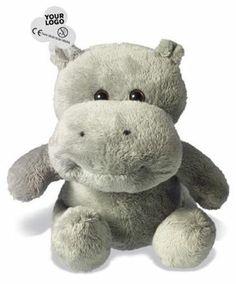 Plush Toy Hippo