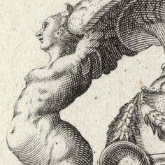 Prints and Principles: Alberti (Cherubino) Caravaggio, Italian Artist, British Museum, How To Memorize Things, Antiques, Drawings, Illustration, Prints, Antiquities