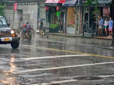 Mark Fisher American Photographer™: A New York Downpour • American Photographer Mark F...