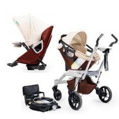 Orbit Baby Stroller Travel System G2 with Stroller Seat