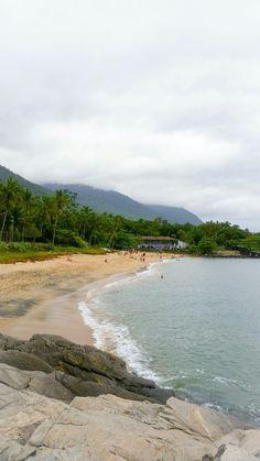Praia da Feiticeira (Ilhabela - SP)