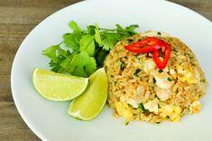 brown rice fried rice
