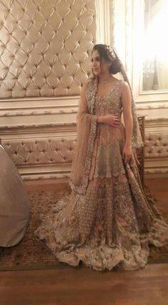 Gorgeous Pakistani Wedding Dresses