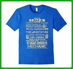 Mens Cool Funny I Am A Mechanic, Badass Mechanic T-Shirt Large Royal Blue - Careers professions shirts (*Amazon Partner-Link)