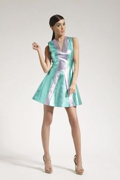 Philip Armstrong S/S 13 look book Emma Bunton eat your heart out XD.