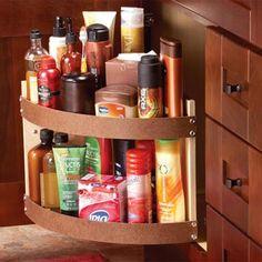 Bathroom Vanity Storage Upgrades