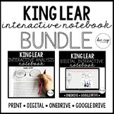 King Lear is often considered Shakespeare's finest tragedy. This interactive notebook literature study is a great way to engage your readers in this dynamic drama by calling on the universal themes and conflicts of family ties, superficiality, insight, and blindness. Using foldables and flips to represent surface appearances versus deeper understandings of personalities, the King Lear interactive analysis guide will take your students from basic levels of comprehension to deeper analyses.
