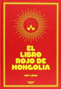 El libro rojo de mongolia.