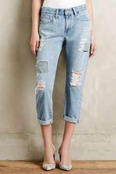 AG Drew Relaxed Jeans #anthroregistry