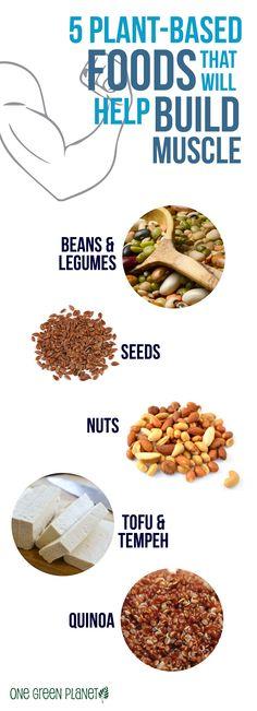 http://onegr.pl/1n1rVYW #vegan #vegetarian #plantbased #build #muscle #active #fitness #health