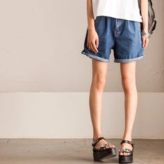 Summer shorts jeans women clothes