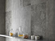 Fantastic ceramic tiles inspired by concrete - Loft of CERAMSTIC!  http://ceramstic.com/pl/loft/