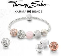 Win a beautiful Thomas Sabo Karma Beads bracelet worth €200 from Matthew Stephens | image.ie